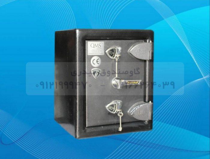 گاوصندوق ضدسرقت حیدری مدل۵۲۰Kk