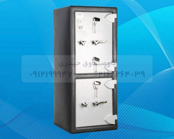 گاوصندوق ضدسرقت حیدری مدل۱۲۰۰DKk