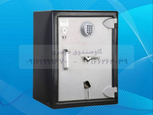 گاوصندوق ضدسرقت حیدری مدل ۸۲۰KRD