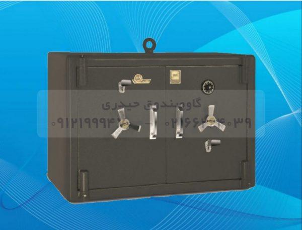 گاوصندوق ضدسرقت حیدری مدل ۱۰۰۰BS