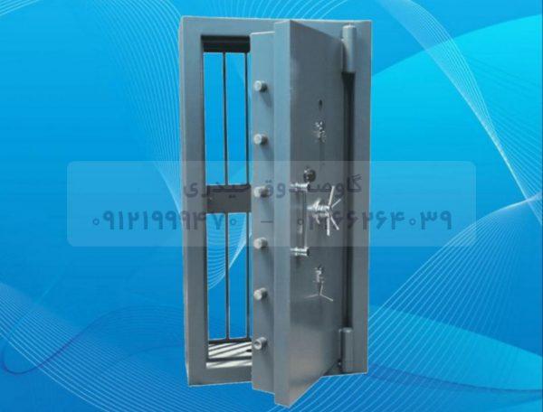 گاوصندوق درب خزانه ضدسرقت حیدری