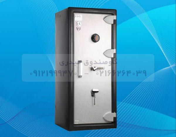 گاوصندوق ضدسرقت حیدری مدل ۱۲۰۰KRM