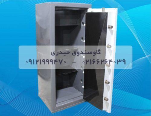 گاوصندوق ایران کاوه ضدسرقت مدل ۱۲۰۰KRM_S