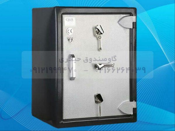 گاوصندوق ضدسرقت حیدری مدل ۸۲۰Kk