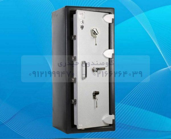 گاوصندوق ضدسرقت حیدری مدل۱۲۰۰Kk